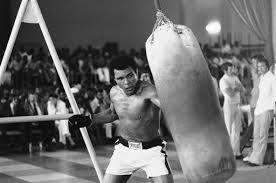 Ali Punching bag