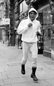 Ali running