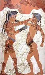Boxing antiquity