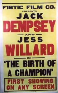 Dempsey vs Willard