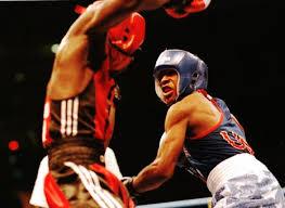 Floyd Mayweather Olympiques Aragon
