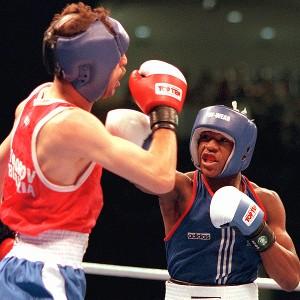 Floyd Mayweather Olympiques Todorov