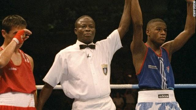 Floyd Mayweather Olympiques