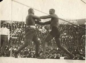 Harry Willis vs. Sam Langford