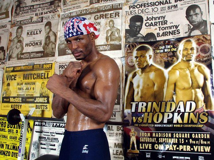 Hopkins vs. Tito Trinidad Bio