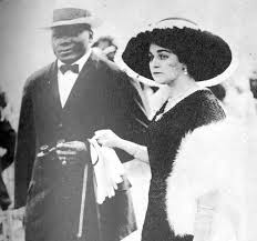Johnson and Lucille Cameron