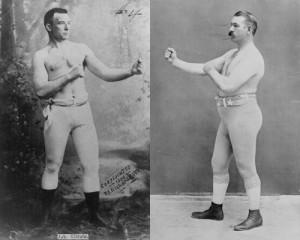 Kilrain vs Sullivan