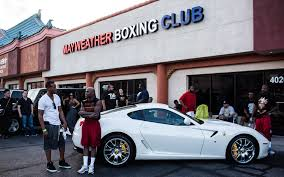 the mayweather boxing club les adeptes de la boxe