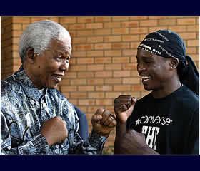 Ndou Mandela