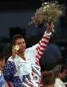 Oscar De La Hoya gold medalist