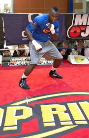 Shadow Boxing Stevenson