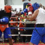 Le sparring