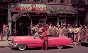 Sugar Ray Robinson Cadillac