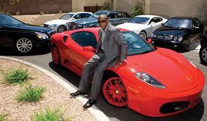 Mayweather et ses voitures de luxe