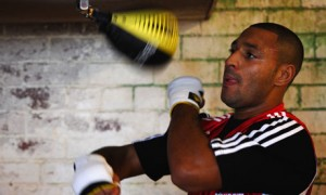 Kell Brook prepares for his fight against Matthew Hatton