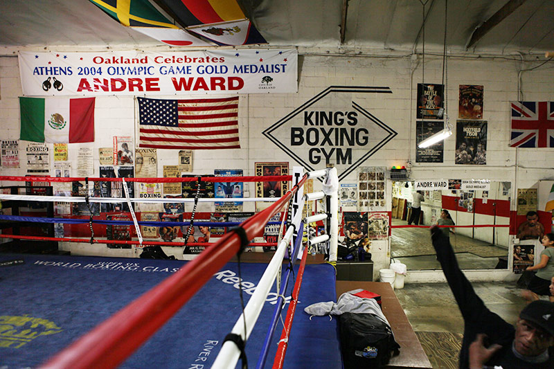 Kings boxing Gym
