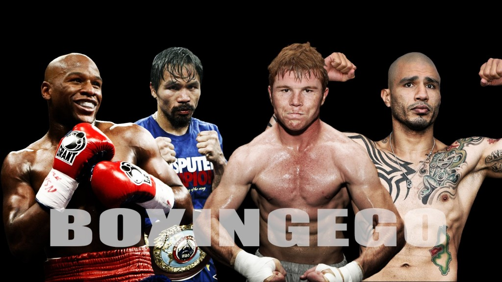 Mayweather Cotto Canelo Pacquiao