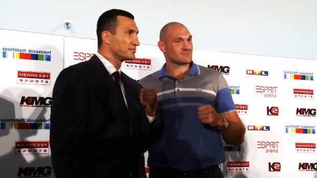 Stiverne Klitschko Fury main