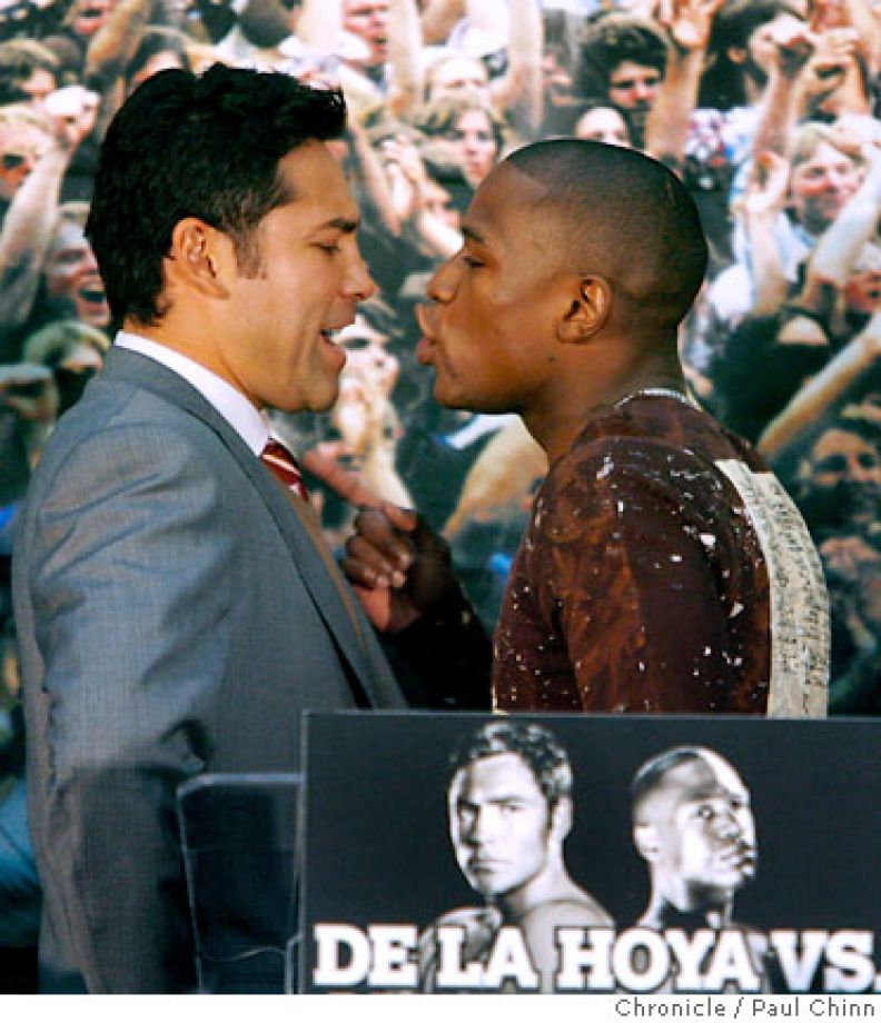 Golden Boy Promotions Inks Deal With Estrella Tv To Air Fights Twice Monthly besides Floyd Mayweather together with Is De La Hoya Vs Pacquiao A Mismatch moreover Oscar De La Hoya   Worth in addition 105647620. on oscar de la hoya boxing promotion