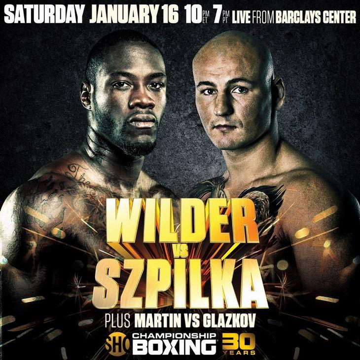 Wilder : «Je Veux Le Vainqueur Du Rematch Fury Vs