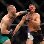 Conor McGregor wins Diaz main