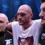 Fury raclee Klitschko main